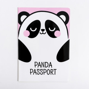 Обложка на паспорт Panda Passport