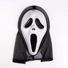 Карнавальная маска «Крик»