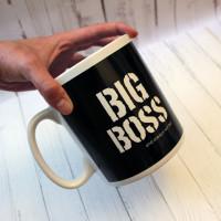 Кружка Большой Босс Big Boss 1000 мл