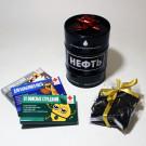 Подарочная банка Нефть для коллег