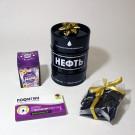 Подарочная банка Нефть для мамы