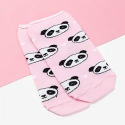 Носки с пандами «Hate U»