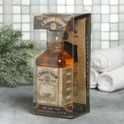 Мужской подарочный набор «Новый год» гель для душа, мыло