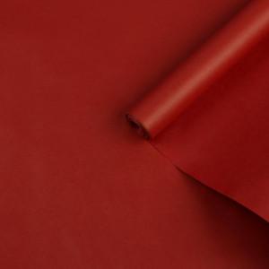 Упаковочная бумага крафт красная
