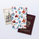 Обложка для паспорта Это Россия, детка