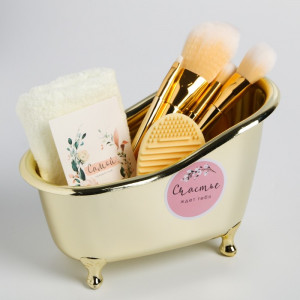 Подарочный набор в ванночке «Самой прекрасной»
