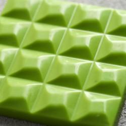 Зеленый шоколад «Антистресс», яблоко