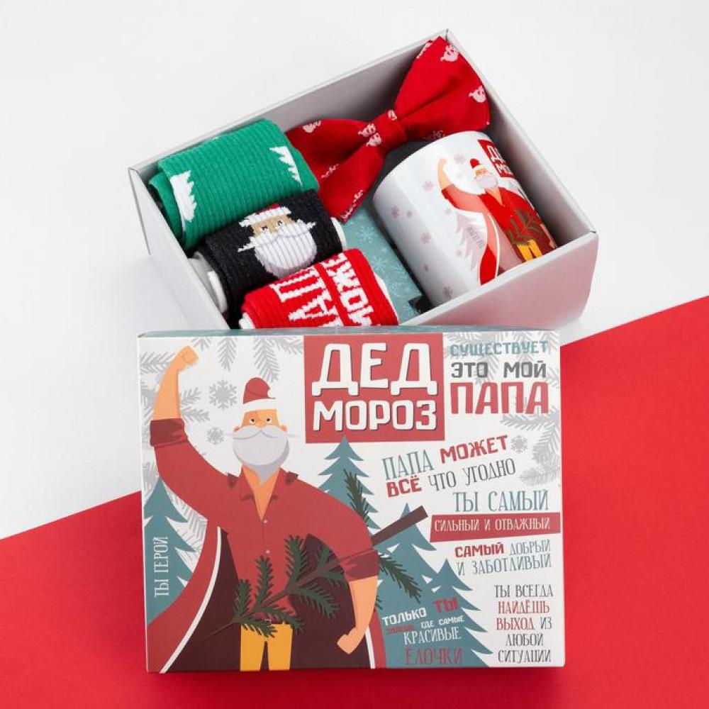 Новогодний подарочный набор для папы