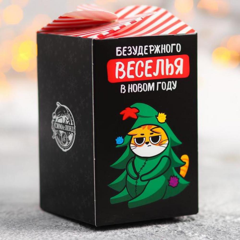 Новогодний чай Безудержного веселья в новом году