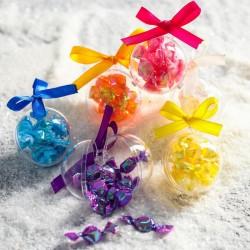 Подарочный набор леденцов с пожеланиями