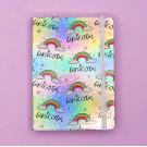 Блокнот Rainbow Unicorn