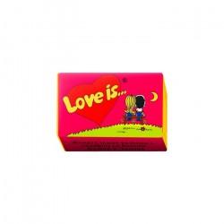 Коробка жвачек Love is, вишня и лимон, 100 шт