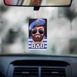 Ароматизатор в авто «Лучший десантник», горная прохлада