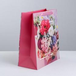 Пакет ламинированный «Лишь для тебя», ML 23 × 27 × 11.5 см