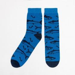 Набор мужских носков «Настоящему рыбаку»
