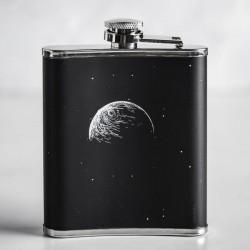 Подарочный набор «Хотел стать космонавтом»: фляжка 210 мл, чай 25 г