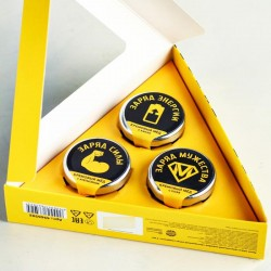 Крем-мёд «Экстренный запас сладкого»
