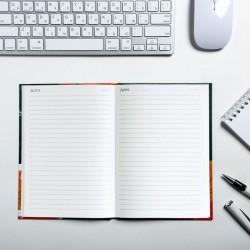 Ежедневник «Самому классному учителю» А5, 80 листов