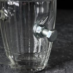 Пивная кружка с болтом 500 мл