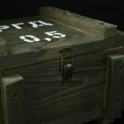 Набор для коньяка «Граната РГД» в ящике