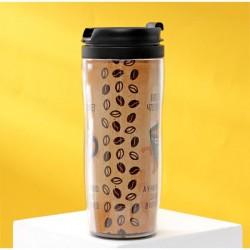 Термостакан «Бухлишко в кофейной кружке» 350 мл