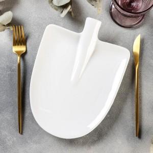Блюдо тарелка «Лопата»