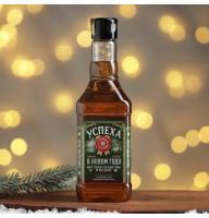 Гель для душа виски «Успеха в новом году» 500 мл