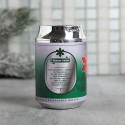 Набор «Удачи и везения в Новом году» гель для душа пиво, мыло сыр-косичка