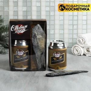 Набор «С Новым годом» гель для душа пиво, мыло вобла