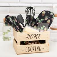 Кухонный набор в ящике «Home cooking»